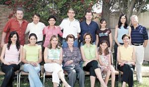 Familias: Diaz Flores Murra, Murra Capín, Estrada Murra y Murra Piña