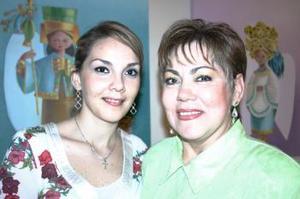 Guadalupe Padilla de Faudoa y Elena Faudoa Padilla