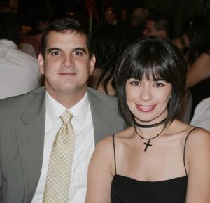 Alfredo y Anabel Murra.