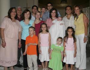 Familia Garza Tijerina.