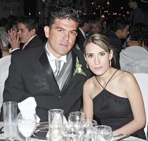 Emilio Gutiérrez y Karina Gómez