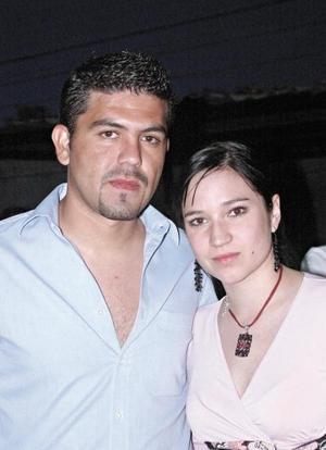 Emilio Gutiérrez y Mariana Guerrero