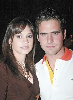 Maricarmen y Diego Fernández