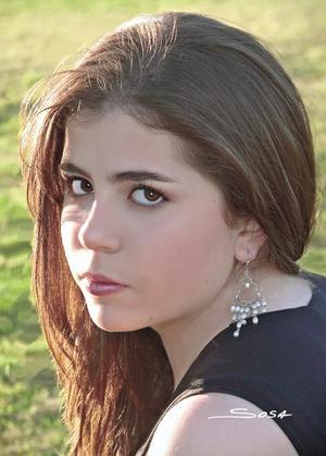 <I>Candidatas a reina del club campestre La Rosita</I><P>Sofia Gomez González