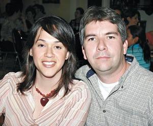 Marissa y Alberto Dueñes