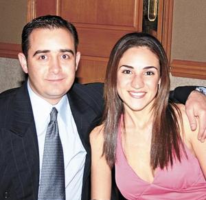 Pedro Fernández y Paola Pámanes