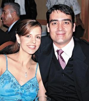 Rocío Juan Marcos de Mexsen y Humberto Mexsen