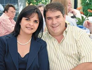 Cristina e Iñaki Belausteguigoitia