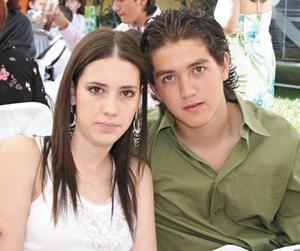 Karen Murra y Javier Belausteguigoitia