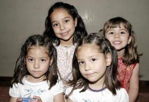 Marijose, Mariaisa, Mariali Ojeda y  Anacriz  González .
