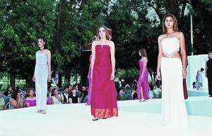 Cimaco tandrá desfile de modas en el Campestre de Gómez.