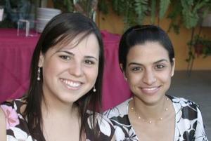 Cecy Murra y Any Ochoa