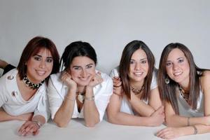 Isabel Herrera, María Madero, María Matilde Campa y Paulina Delgado.