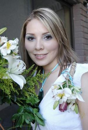 Ofelia López Cortinas contraerá matrimonio con Jorge Edgardo de Hoyos.