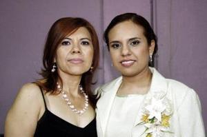 23 de abril  Silvia Beatriz Arellano Ruiz y y Silvia Ruiz de Arellano