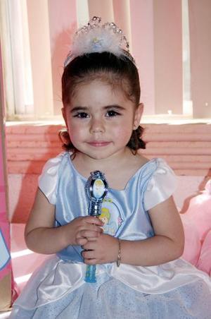Valeria Limones Montañez cumplió tres años de vida
