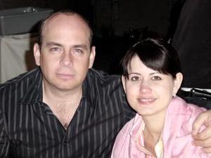 César de la Gazra Gómez y Ana Sofía Méndez de la Garza.