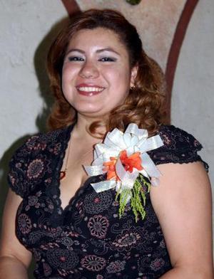 Gilda Patricia Aguilar Galván fue despedida de su soltería