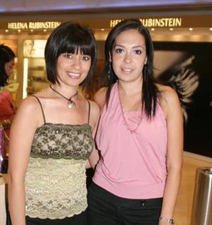 Anabel de Murra y Belinda Villarreal