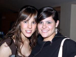 Valeria y Aranza Berlanga