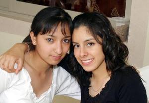 Ana Cris de Luna y Krissya  Murra