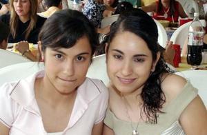 Emilia y Victoria Ochoa Murra