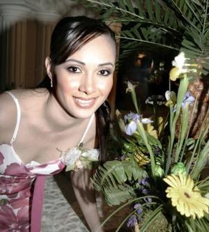 27 de abril  Katia Valenzuela en sud espedida de soltera.