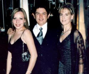 Frida López, Ignacio Chávez y Angélica Bernal.