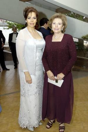 Bertha Martínez de Madero y Lawrette de Aguilera.
