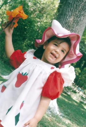 Valeria Mansur González es hijita de Yamil Mansur González y Mónica González de Mansur