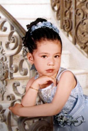 Ilse Fernanda Martínez Martínez cumplió tres años de vida