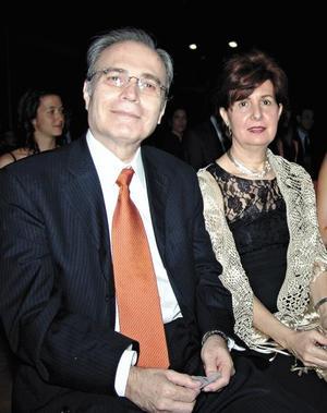 Jorge Siller Rodríguez y Maria Esthela Madero de Siller
