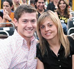 Araceli Holguín y Alberto López