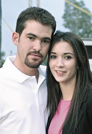 Carlos Valdés y Aurora Gutiérrez de Valdés