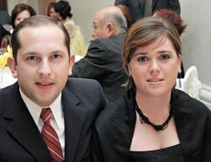 Ernesto y Alejandra Aguilera