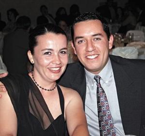 Elizabeth Durán Zarzosa y Jorge Antonio Gómez Venegas
