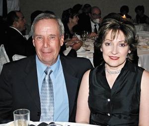 Eduardo Herrera Martínez y María Teresa de Herrera