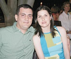 Saúl Gómez y Cristina Valencia de Gómez