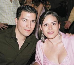 Miguel Alatorre y Karla Nuño de Alatorre
