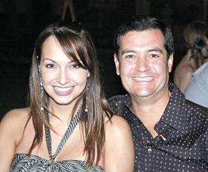 Erika de Cantú y Javier Cantú