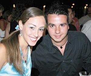 Tessy Cantú y Luis Herrera