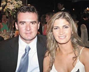 Ramón Ávila y Claudia Campoy