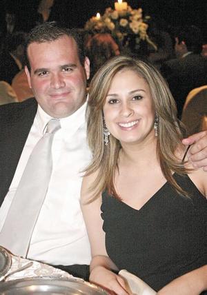 José Martín y Selina Pérez