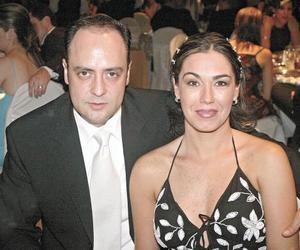 Ito Barrios y Mariana López