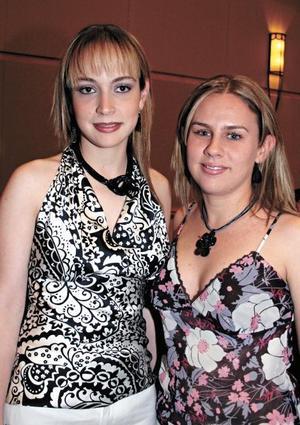 Claudia Rueda y Ana Cecy Gutiérrez