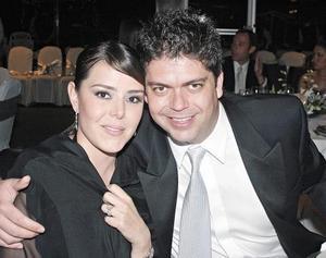 Nidia Dávila y Alejandro Mexsen