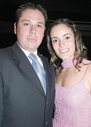 Fabio Pérez Garrido y Anilú Karam Von Bertrab