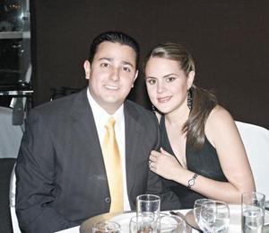 Julio Villalobos y Brenda Baille de Villalobos