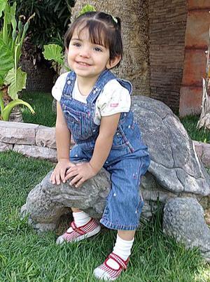 Ana Cristina Dovalina Rosas.