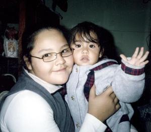 Estefanía Ramos Loza cumplió 13 años de vida; es hija de Esteban Ramos y María Teresa Loza.